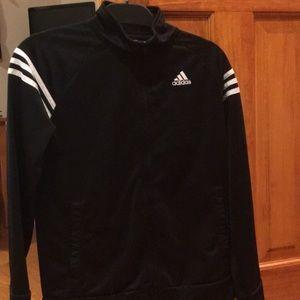 Adidas Track Jacket youth size large 14/16